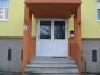 Barátság u. 1-15. (lépcsőházi falak és bejárati ajtók, nyílászárók cseréje, szigetelés - 2008)