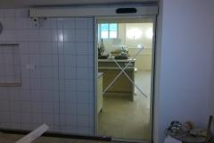Pannónia Étterem automata ajtók